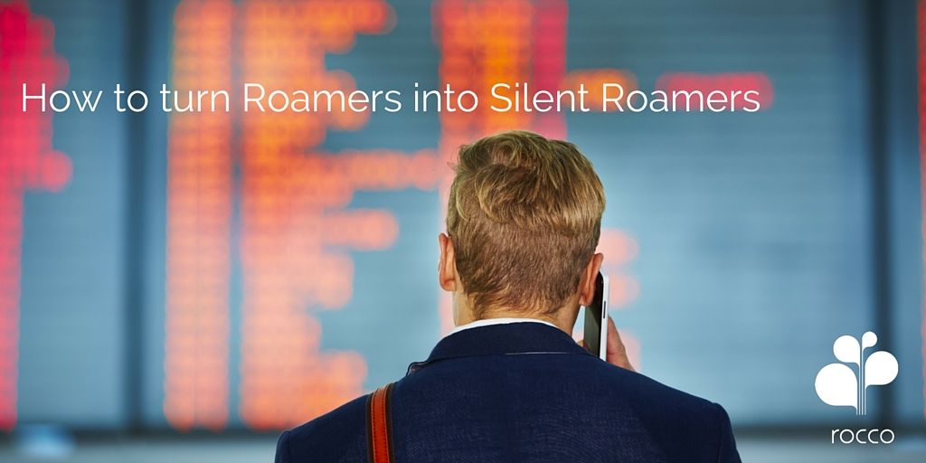 How to turn Roamers into Silent Roamers