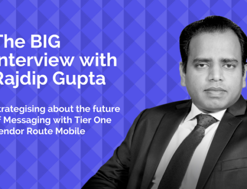 THE BIG INTERVIEW WITH RAJDIP GUPTA