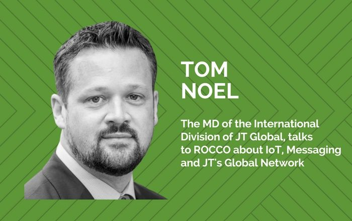 WELL CONNECTED WITH TOM NOEL FROM JT GLOBAL