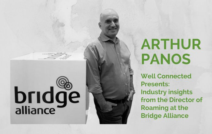 Well Connected with Arthur Panos From the Bridge Alliance