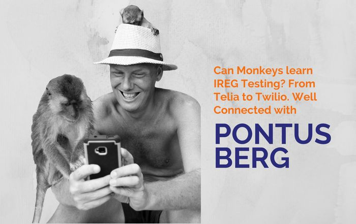 WELL CONNECTED WITH PONTUS BERG