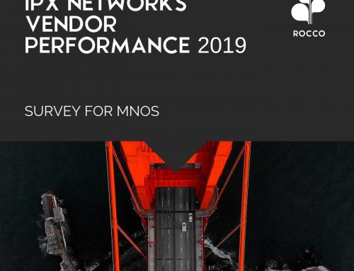 LAUNCH: IPX Networks Vendor Performance Research 2019