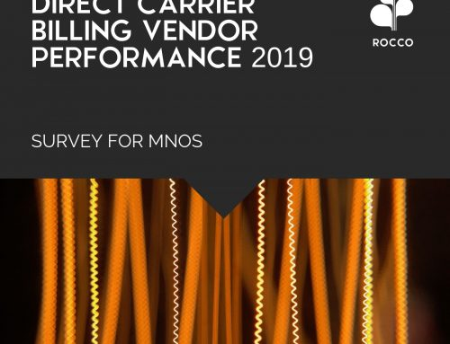 LAUNCH: New Vendor Performance Research for Direct Carrier Billing