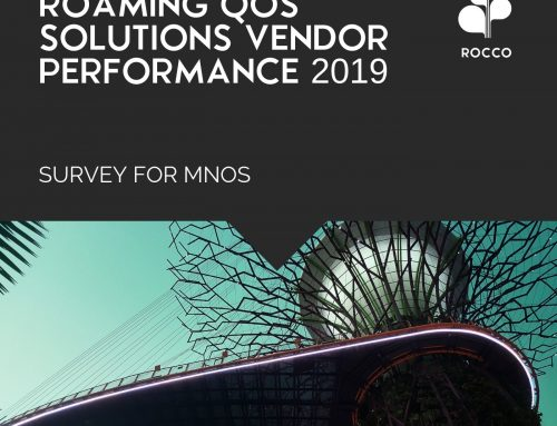 LAUNCH: Roaming Quality of Service Testing Vendor Performance 2019