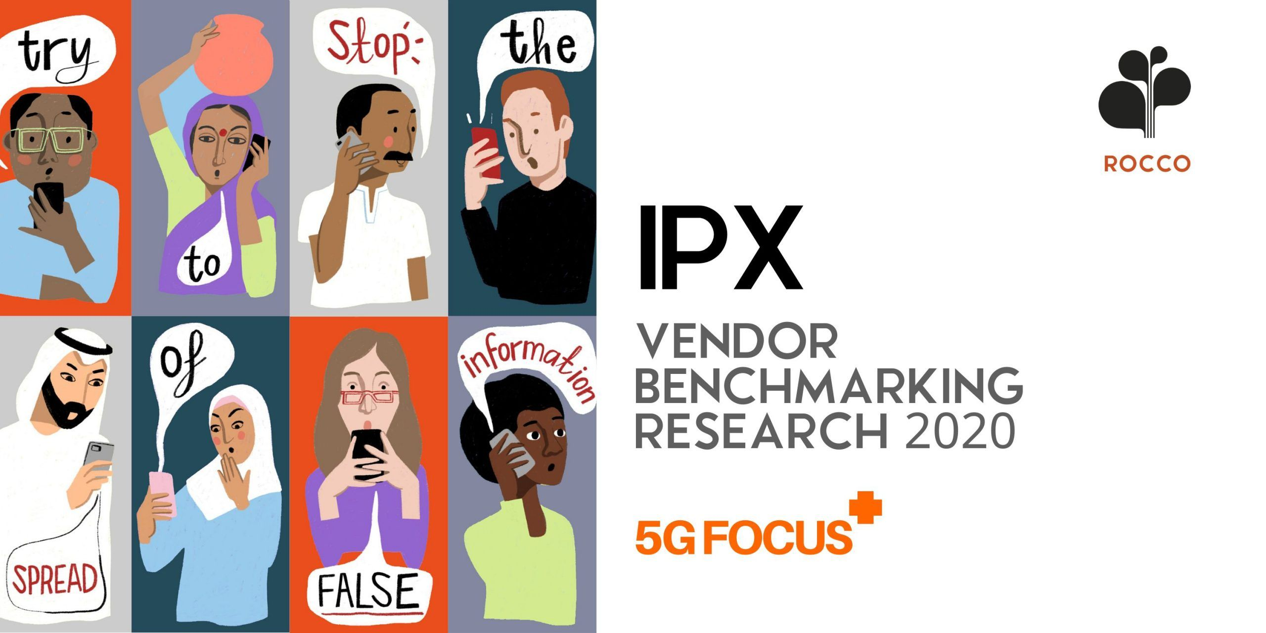 ROCCO RESEARCH: IPX NETWORKS VENDOR BENCHMARKING RESEARCH FOR 2020 BEGINS